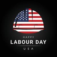 Labor day national celebration vector