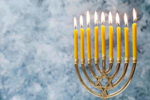 traditional jewish candlestick holder. High quality and resolution beautiful photo concept