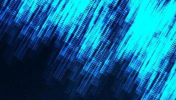línea de seguridad en el fondo de la tecnología vector