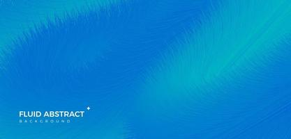 Trendy fashion high-end elegant blue fur material abstract gradient background vector