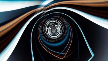 Multicolored Swirling Psychedelic Spinning video