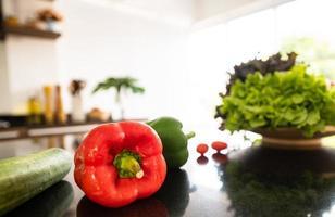 Fruit and Salad photo
