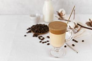 Coffee drink in a mug photo