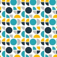 abstract scandinavian pattern background 2604 vector