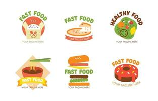 Food Logo Collection vector