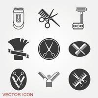 Barber Icon Vector