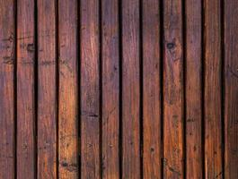 Old brown wood background photo