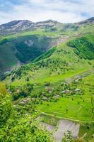 Village in Zemo Mleta photo