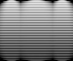 Minimalistic geometric design for logo black and white color vector