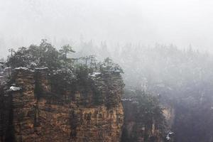 Zhangjiajie Scenic Park photo