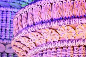A porcelain pagoda photo