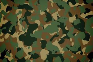 Fondo de patrón de textura de camuflaje militar y militar vector