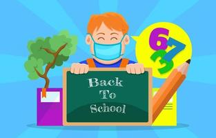Back to School Time vector