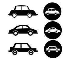 Car icon vector design