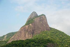 Two hill brother, in the Leblon neighborhood in Rio de Janeiro photo