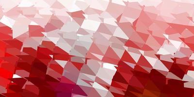 Dark multicolor vector poly triangle texture.