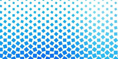 Light BLUE vector background in polygonal style.