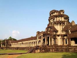 Angkor Wat  in Siem Reap, Cambodia photo