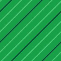El telón de fondo básico de patrones sin fisuras de rayas verdes se puede utilizar para fondo de textura textil, papel tapiz de impresión de azulejos, etc. vector
