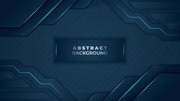 fondo abstracto geométrico moderno vector