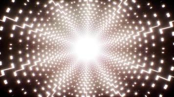 lazo de brillo 4k de rotación video