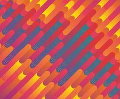 Abstract Gradient Background Color Lines vector
