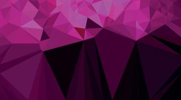 Art abstract violet plexus background vector