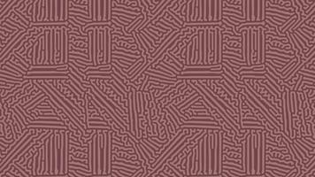 Abstract turing organic wallpaper background vector