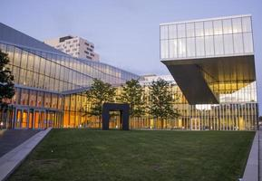 Philadelphia, PA, Nov 13, 2016 - Philadelphia Academic Research Building photo