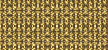 diseño de patrón de batik étnico indonesio vector