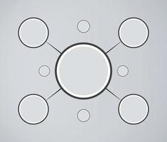 Set of Photo Frame Mockup full editable vector