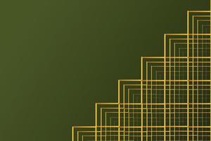 geometric lines shape creative background vector