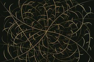 espinas fondo abstracto vector