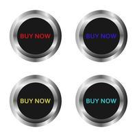 Buy Now button vector
