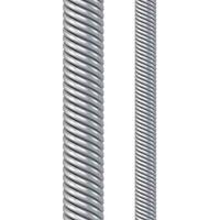 cable de cuerda de metal vector