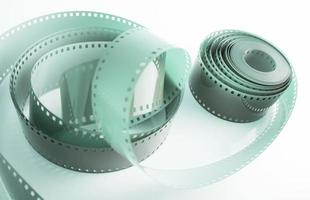 Roll of 35mm film photo