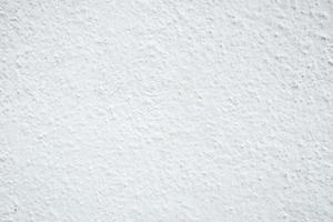 White wall with seamless pattern photo