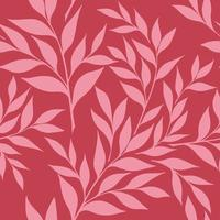 SEAMLESS PATTERN WITH RUSKUS vector