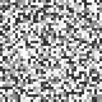 TV screen noise pixel glitch seamless pattern texture background vector illustration