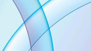tecnología de papel tapiz de forma abstracta vector