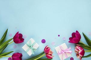 Greeting for Women's or Mother's Day photo