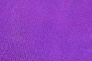 Fondo de color de textura de lona púrpura foto
