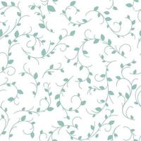 Elegant floral seamless pattern For fabric packing paper background children design vector