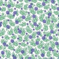 Small flower pattern floral seamless background Floral bouquet vector pattern with small flowers and leaves