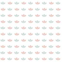 Vintage seamless pattern background Abstract Retro cute Background Polka Dots vector