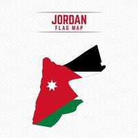 Flag Map of Jordan vector