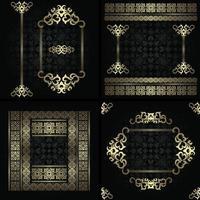 Luxury Background Designs vector