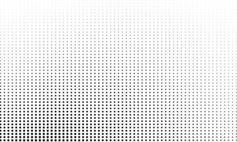 Black and White Small Dots Pattern vector