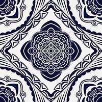 patrón floral sin fisuras vector