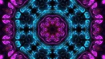Séquence kaléidoscope graphique mmotion video